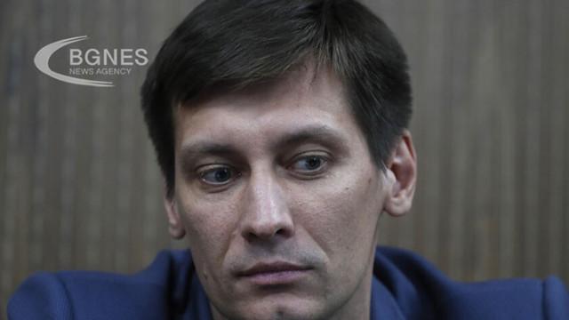 Преследван руски опозиционен политик иска във Варна