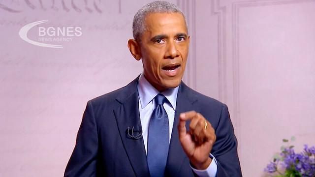 Обама за американската политика в откровено интервю