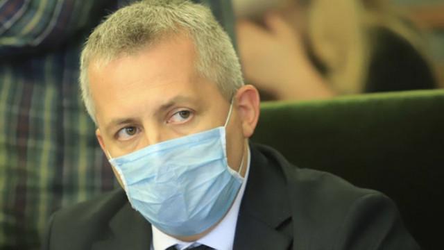 """Директорът на ГД """"Национална полиция"""" Николай Хаджиев е освободен от поста"""