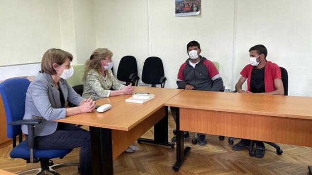 Окръжният прокурор на София се срещна с роднините на убитото в с. Ковачевци момиче