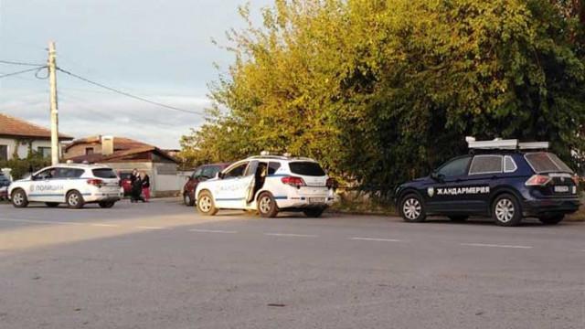 8 души са задържани по време на спецакция на територията на Аксаково