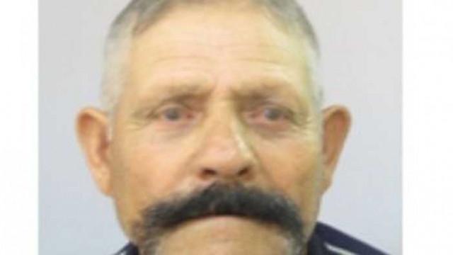 86-годишен мъж се издирва от МВР-Сливен