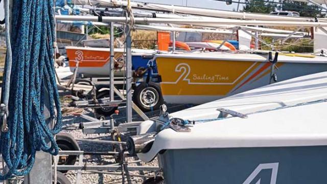 Пуснаха на вода лодките за BORA Sailing Championship Varna'2021