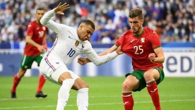 България загуби с 0:3 от световния шампион