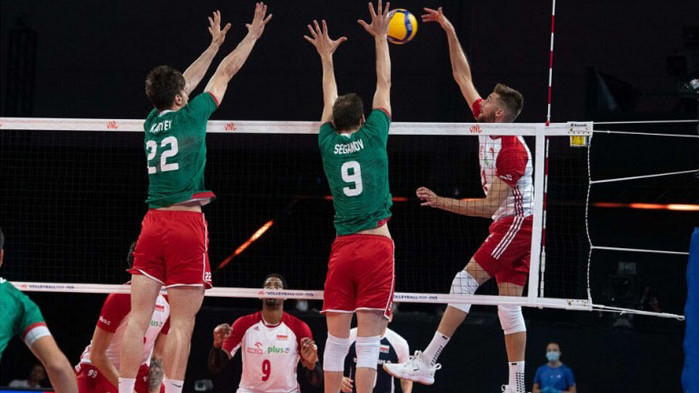 Тежка загуба за България в Лигата на нациите