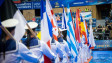 Кметът Иван Портних откри Европейското първенство по художествена гимнастика