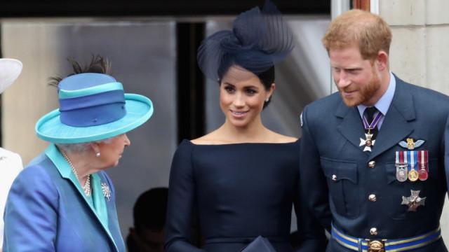 Принц Хари и Меган Маркъл отново са във фокуса на любопитните хроники