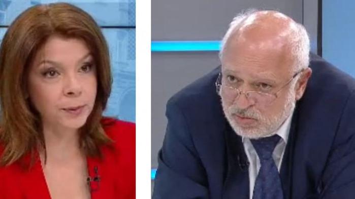 Надя Обретенова попита културния министър дали уважава журналистите Назначеният от