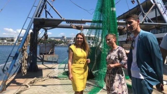 Зам.-министър Василева:Първите проекти по мерките от Програмата за морско дело са в процес на оценка