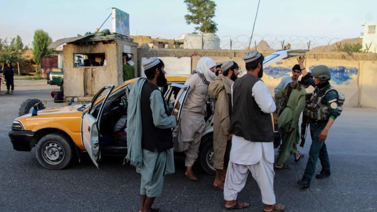 Афганистанските талибани искат Турция да изтегли войските сизаеднос други страни