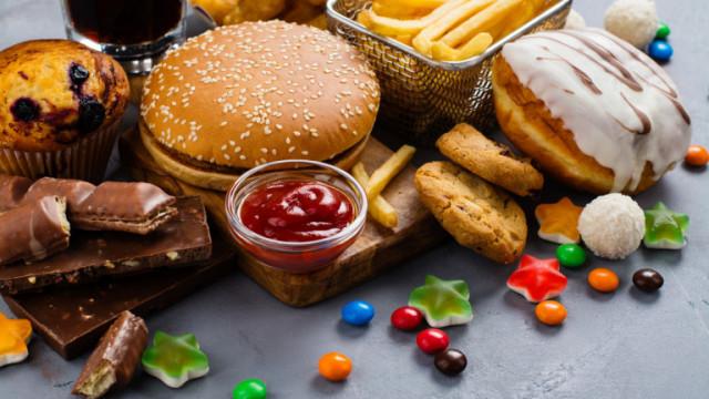 Как нездравословната храна влияе на настроението на жените