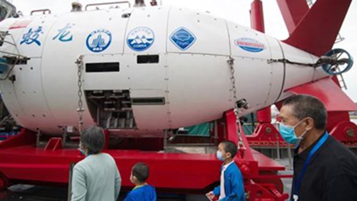 Лиу Йеяо е посветил 15 години на разработката на дълбоководни апарати