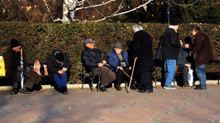 На пето място в света сме по темп на застаряване на населението
