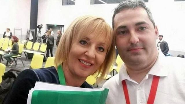 Арестуваният в сряда измамник Никола Маринов се оказа протестър