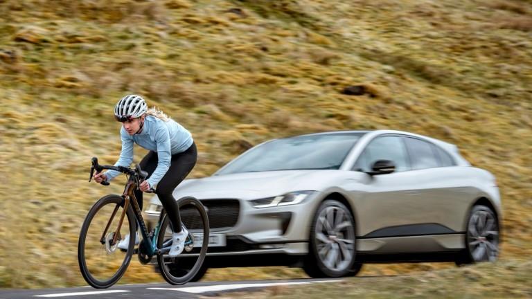 Електрическият I-Pace на Jaguar не е точно нов модел, понеже