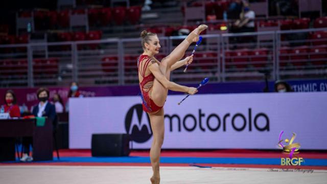 Тасева и Калейн се клаасираха на седем финала на Европейското във Варна