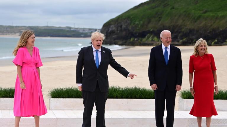 Лидерите на Европейския съюзще заплашат британския премиер Борис Джонсън стърговска