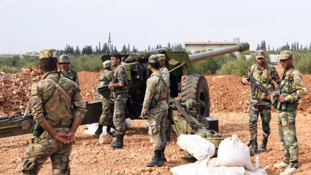 САЩ отпуска 150 млн. долара военна помощ на Украйна