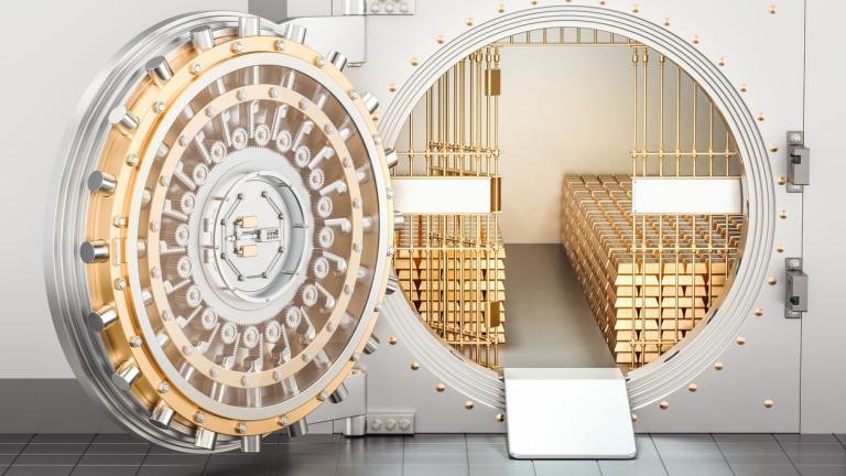 Не винаги златото е белег за просперитет: Богати държави с малко кюлчета