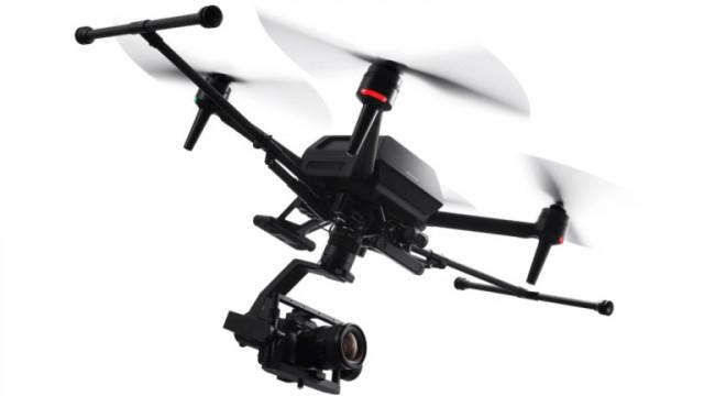 Sony Airpeak S1 - първият дрон на компанията