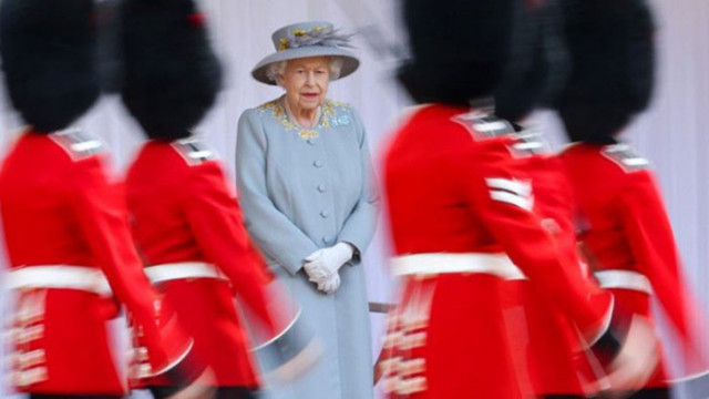 41 топовни салюта за рождения ден на кралица Елизабет