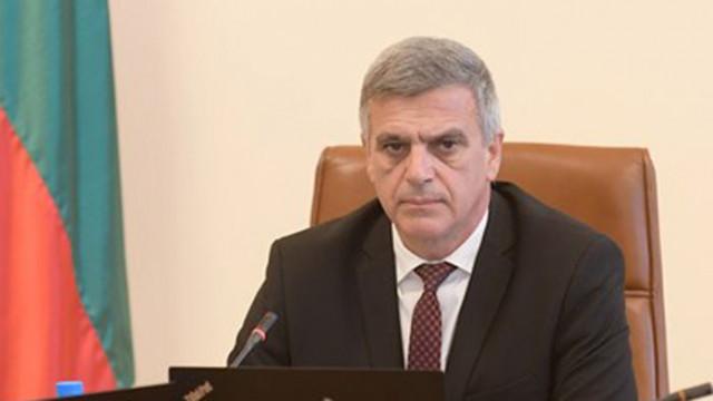 Премиерът Стефан Янев: Има съпротива срещу действията на служебното правителство