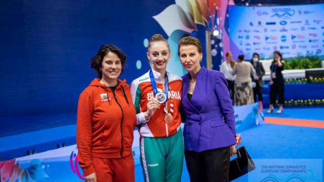 Илиана Раева е горда от представянето на Калейн на Европейското във Варна