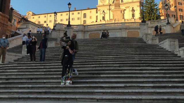 След COVID-19: Tуристите се завръщат в Рим