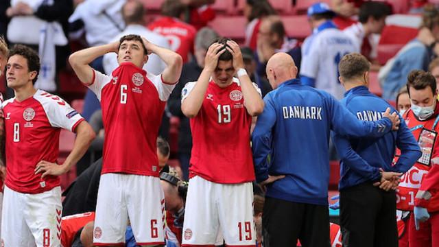 Лаудруп критикува УЕФА за доиграването на мача Дания - Финландия