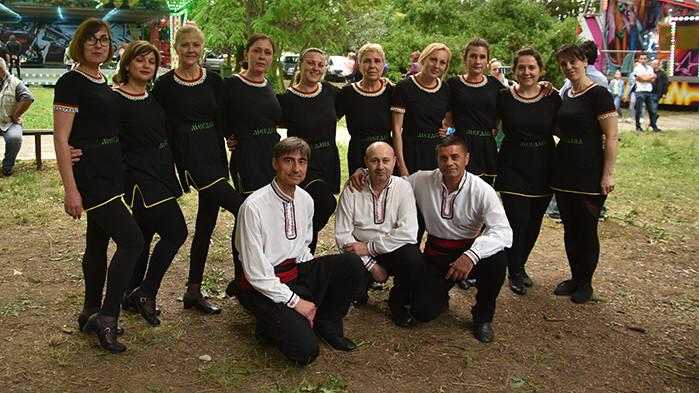 Народните танци са любимо хоби на кандидата на СДС–Варна в КП ГЕРБ-СДС доц. д-р инж. Медиха Хамза