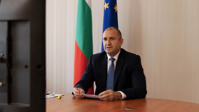 Радев ще представлява България на срещата на НАТО
