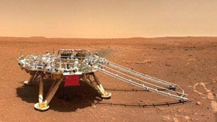 Китай планира развитието на космическата си програма
