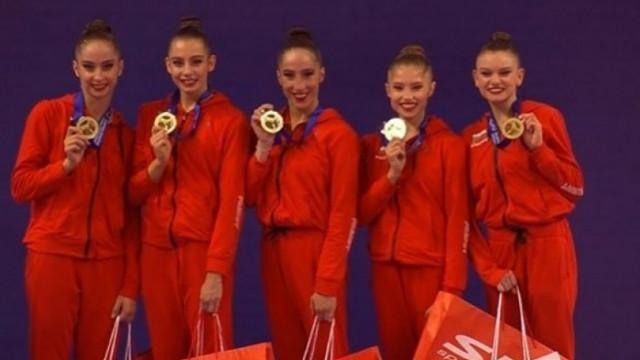 Кралев: Какъв финал на европейското по художествена гимнастика. Напред към Токио момичета и успех!