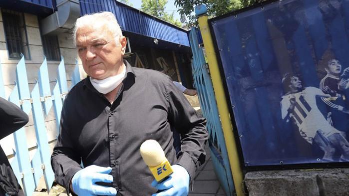 Журналистът от Евроком и запален критик на Бойко Борисов –