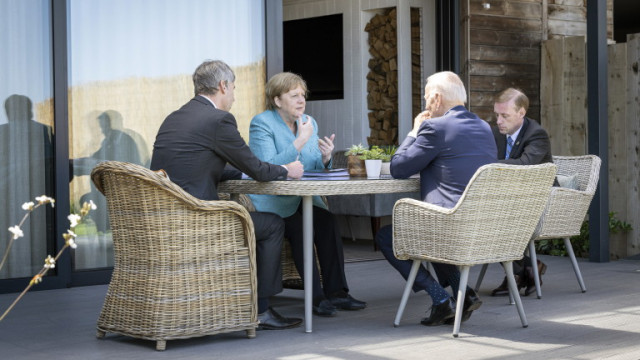 100 млрд. долара годишно дават от Г-7 за действия срещу климатичните промени