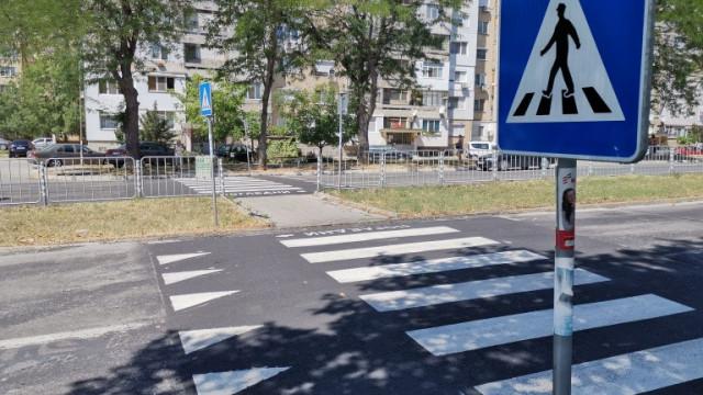 Шофьор блъсна дете на пешеходна пътека в Бургас