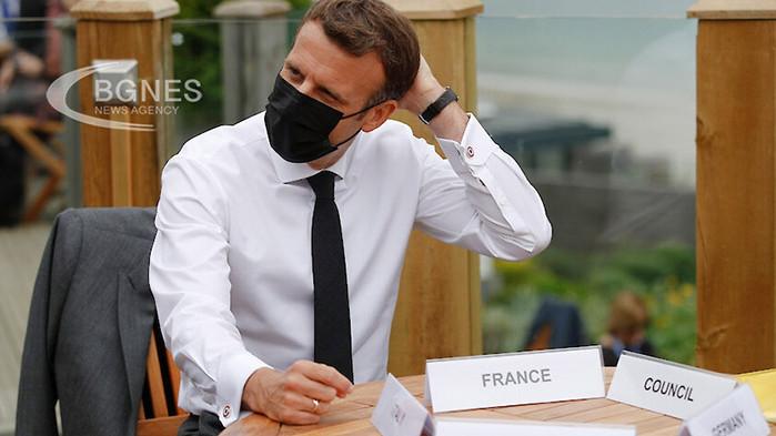Френският президент Еманюел Макрон заяви, че е необходимо разработването на
