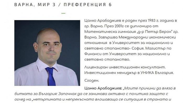 """ВКС потвърждава решението на работодателя Коалицията """"Демократична България"""