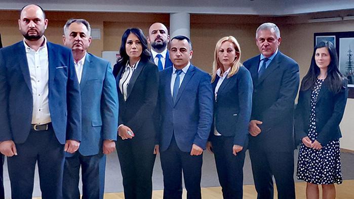 Коалицията ГЕРБ-СДС представи листата с кандидатите за народни представители от Варна