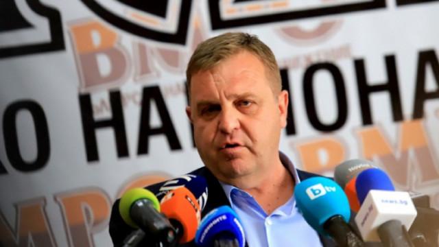 Каракачанов: Няма да се откажа да защитавам потърпевшите от маргинализираната престъпност