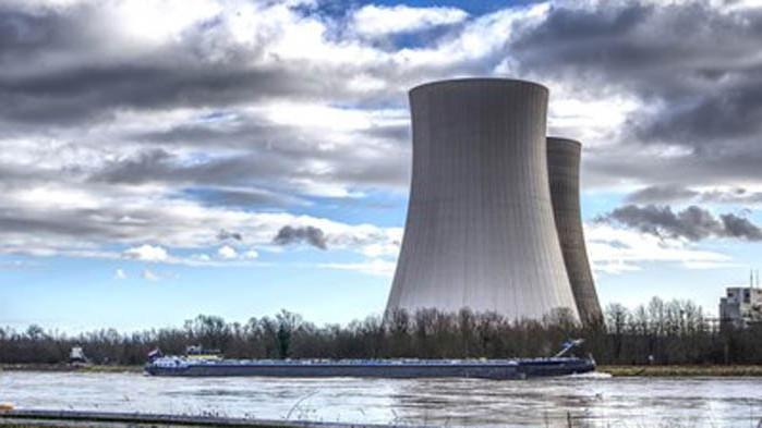 Леко повишение на радиоактивността в Северна Европа