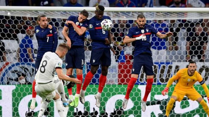 Франция победи Германия с 1:0, а единственото попадение в срещата
