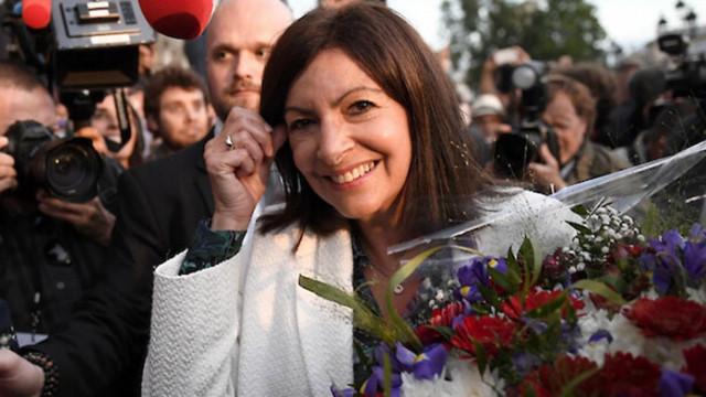 Ан Идалго се готви за президент на Франция