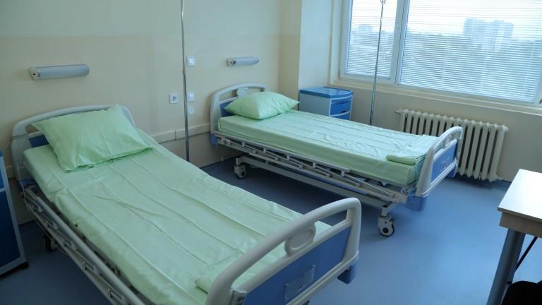 Болницата в Казанлък спира приема на пациенти с коронавирус,съобщава Нова