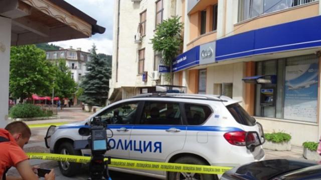 Бивш полицай, син на общински съветник е ограбил банката в Дупница