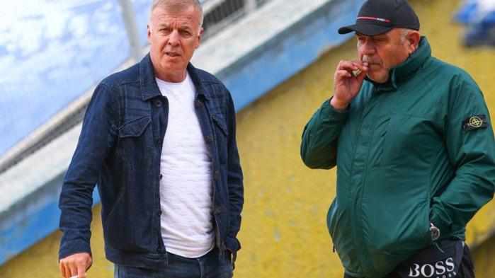 Легендата на Левски стартира план Б за бъдещето на тима