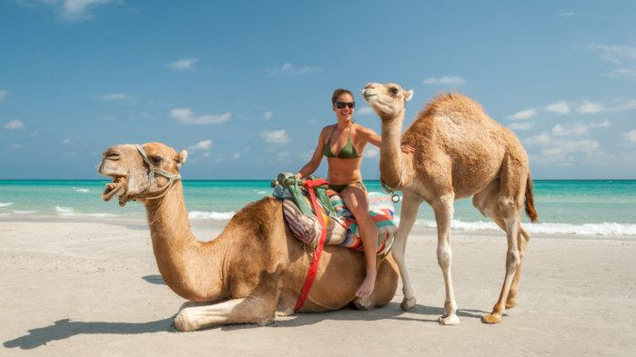 1148 километра бели пясъчни плажове. Дори и само така можем