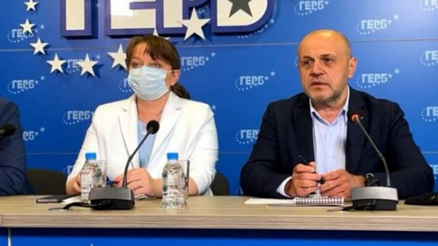 ГЕРБ: Служебното правителство извършва партийна агитация и пропаганда, внасяме жалба до ЦИК
