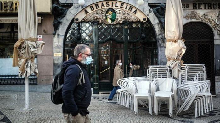 Затварят Лисабон до понеделник заради ръст на COVID-19 Властите в