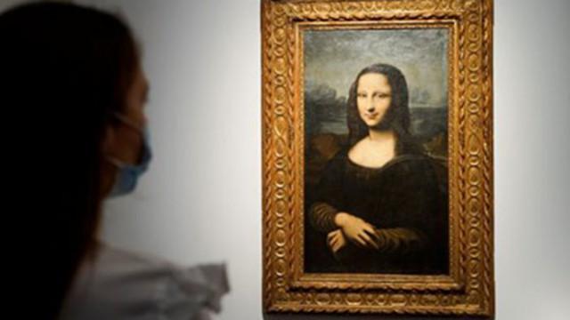 """Копието """"Мона Лиза Хекинг"""" беше продадено за 2,9 милиона евро на търг"""